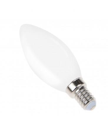 Ampoule LED - E14 - B35 - 4W - Filament Epistar