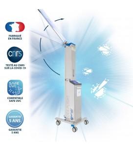 Robot Mobile UV-C DEEPLIGHT™ - 1 Bras - Powered by Philips - DeliTech Medical®