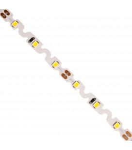 5 mètres de Ruban LED flexible/pliable - 12V - 7,2W/m - 60 LEDs/m - SMD2835 - IP20