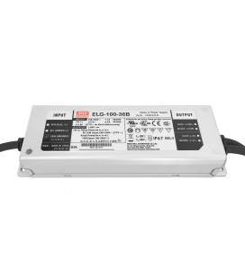 Alimentation LED Type B - 100W -36VDC - 2.66A CC + CV IP67 Dimming - MeanWell