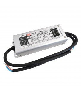 Alimentation Meanwell 75W - IP67 - 1/10V Dimmable - 100-240V AC