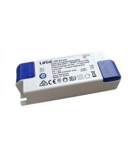 Alimentation LED non dimmable 32W - Non flicker - 800mA - LIFUD (LF-GIF040YA(H)0800H)