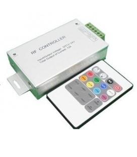 Controleur Master RGB - 3x4A - Télécommande Incluse RF
