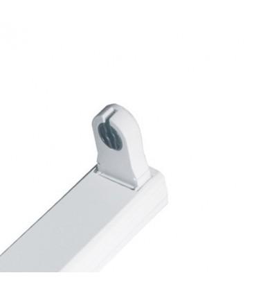 Réglette - Boitier Tube LED T8 Simple Non Etanche