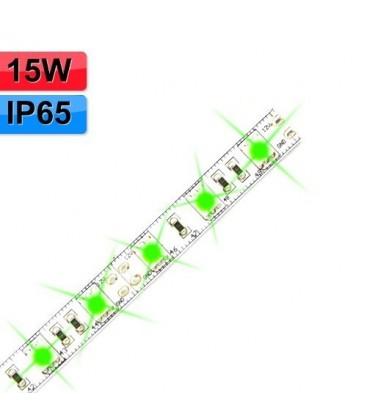 Ruban LED - 12V - 15W - IP65 - Vert
