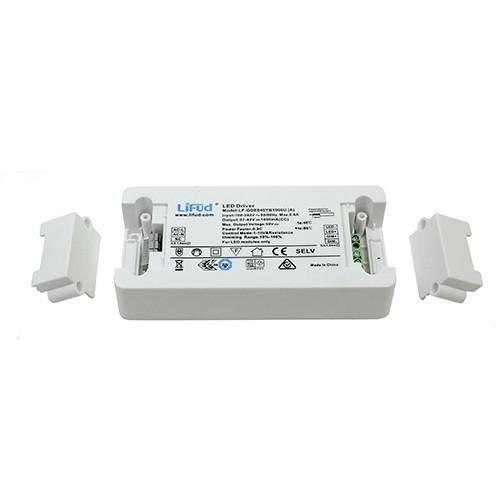 transformateur dimmable 75w 2 x 40w 110v  lifud
