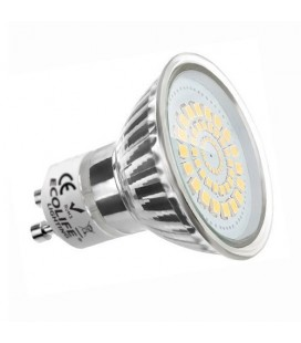 Ampoule/spot LED - GU10 - PAR16 -3,5 W - SMD Epistar - Ecolife Lighting®