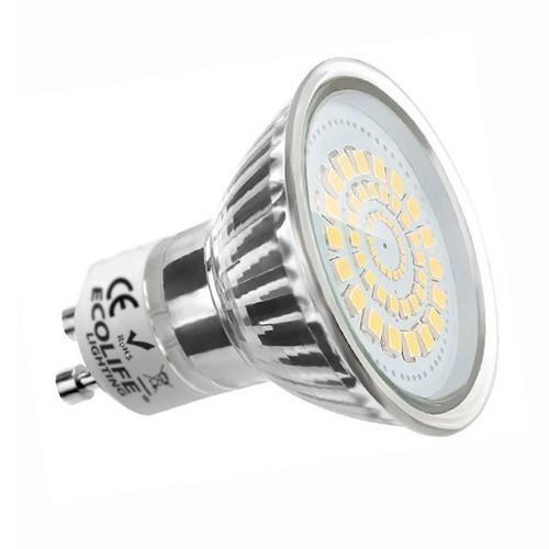 ampoule spot led gu10 35w smd ecolife Résultat Supérieur 15 Élégant Lampe Led Gu10 Photographie 2017 Xzw1