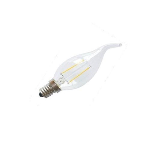 ampoule led e14 flamme 2 5w filament. Black Bedroom Furniture Sets. Home Design Ideas