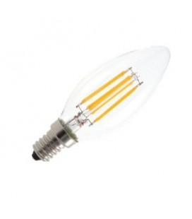 Ampoule LED-E14-BA35-4W-Filament Epistar