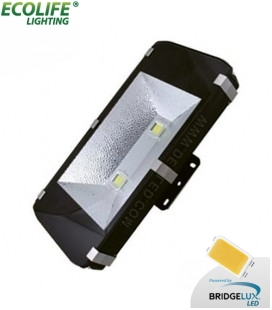 Projecteur LED Ecolife Meanwell - 200W - COB Bridgelux