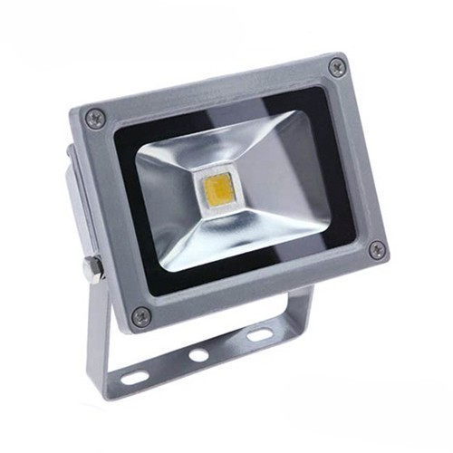 Projecteur led ecolife 12 24v dc 10w cob bridgelux - Projecteur led 12v ...