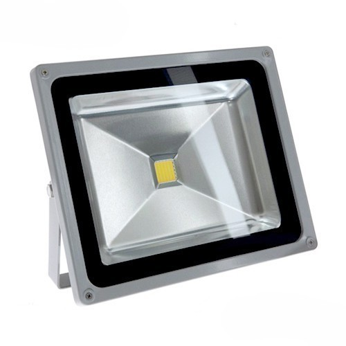 projecteur led ecolife 12 24v dc 50w cob bridgelux. Black Bedroom Furniture Sets. Home Design Ideas