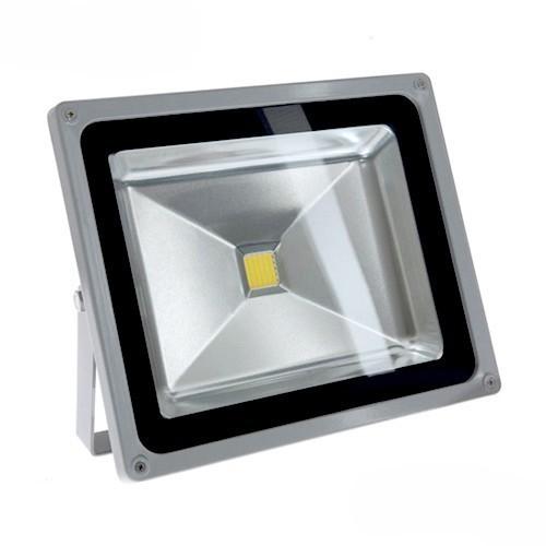 projecteur led ecolife 12 24v dc 50w cob bridgelux. Black Bedroom Furniture Sets. Home Design Ideas