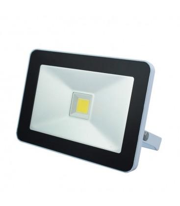 projecteur led ecolife extra plat 240v 20w. Black Bedroom Furniture Sets. Home Design Ideas