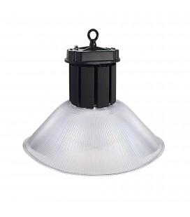 Réflecteur polycarbonate pour suspension industrielle - 120°