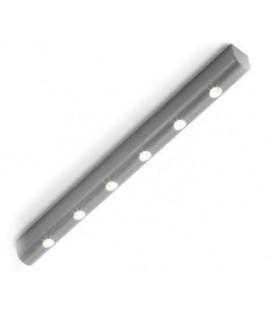 Barre 6 LEDs - Sans fil - Détecteur de mouvement