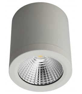 Spot Architecte LED saillie rond - 25W - COB