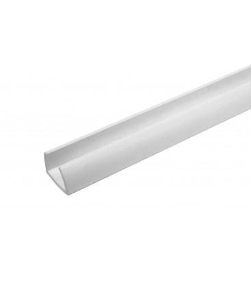 Profilé en polycarbonate pour Néon Flexible LED - 1m