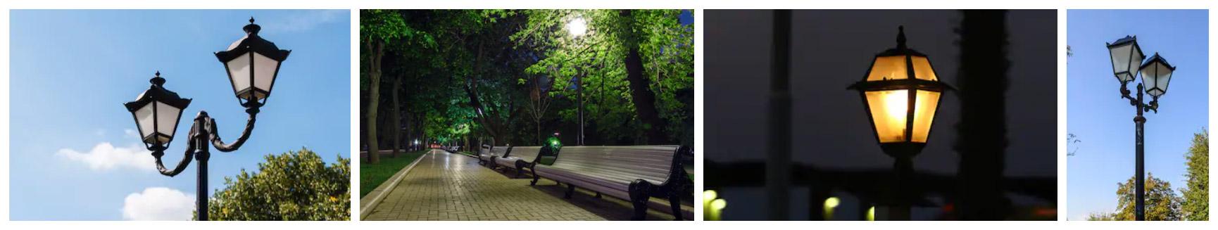 Éclairage LED dans les villes : l'éclairage public et le rétrofit.