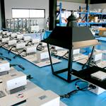 Nos lanternes LED Rétrofit sont fabriqués en France comme la moitié de notre catalogue produit