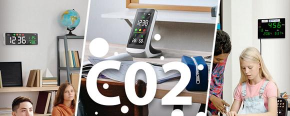 Préparez votre rentrée avec le capteur CO2 DeliTech®
