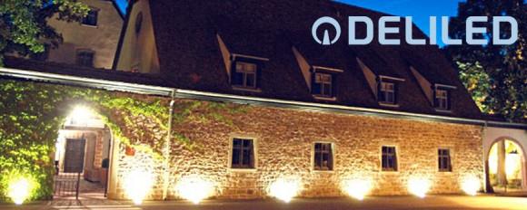 Nouveauté : DELILED lance une nouvelle gamme de projecteurs LED extra-plats Ecolife Lighting
