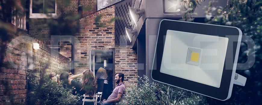 programmer un projecteur led avec d tecteur de mouvement blog deliled. Black Bedroom Furniture Sets. Home Design Ideas
