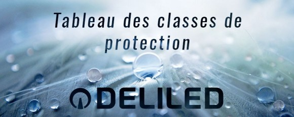 Indices de protection (norme IP) pour l'éclairage LED